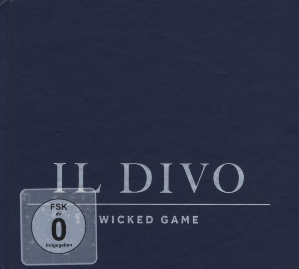 Il divo wicked game syco music cd grooves inc for Il divo wicked game