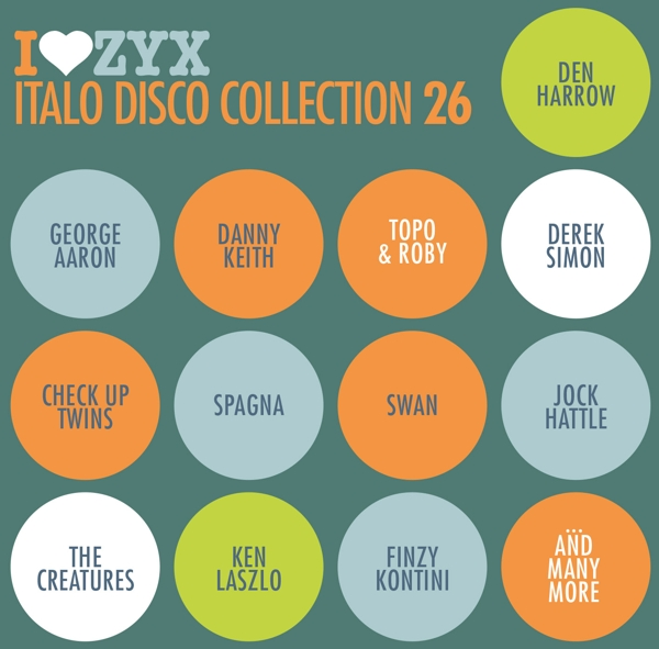 ZYX Italo Disco Collection 26