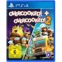 """Ps4""""Overcooked Double Pack Ps-4 Overcooke + Overcooked 2 [DE-Version]"""""""