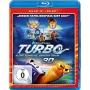 "Various""Turbo (Blu-Ray 3d+Blu-Ray) [DE-Version, Regio 2/B]"""