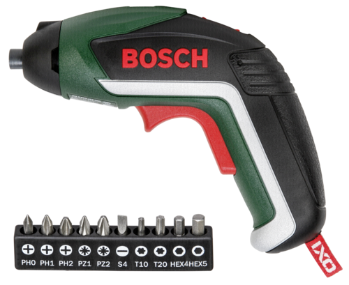 bosch ixo v full package akkuschrauber li ion 3 6 v 1 5 ah in metallbox bosch akkus battery. Black Bedroom Furniture Sets. Home Design Ideas