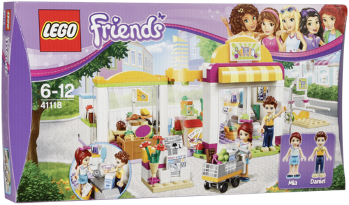 "LEGO ""Friends Heartlake Supermarkt"""