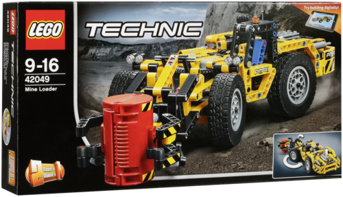"LEGO ""LEGO 42049 - Technic - Carica-mine"""
