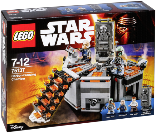 "LEGO ""LEGO® Star Wars™ 75137 Carbon-Freezing Chamber / Carbon-Freezing Chamber"""