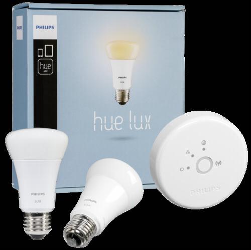 philips hardware electronic hue lux led lampe e27 starter philips hardware electronic hue