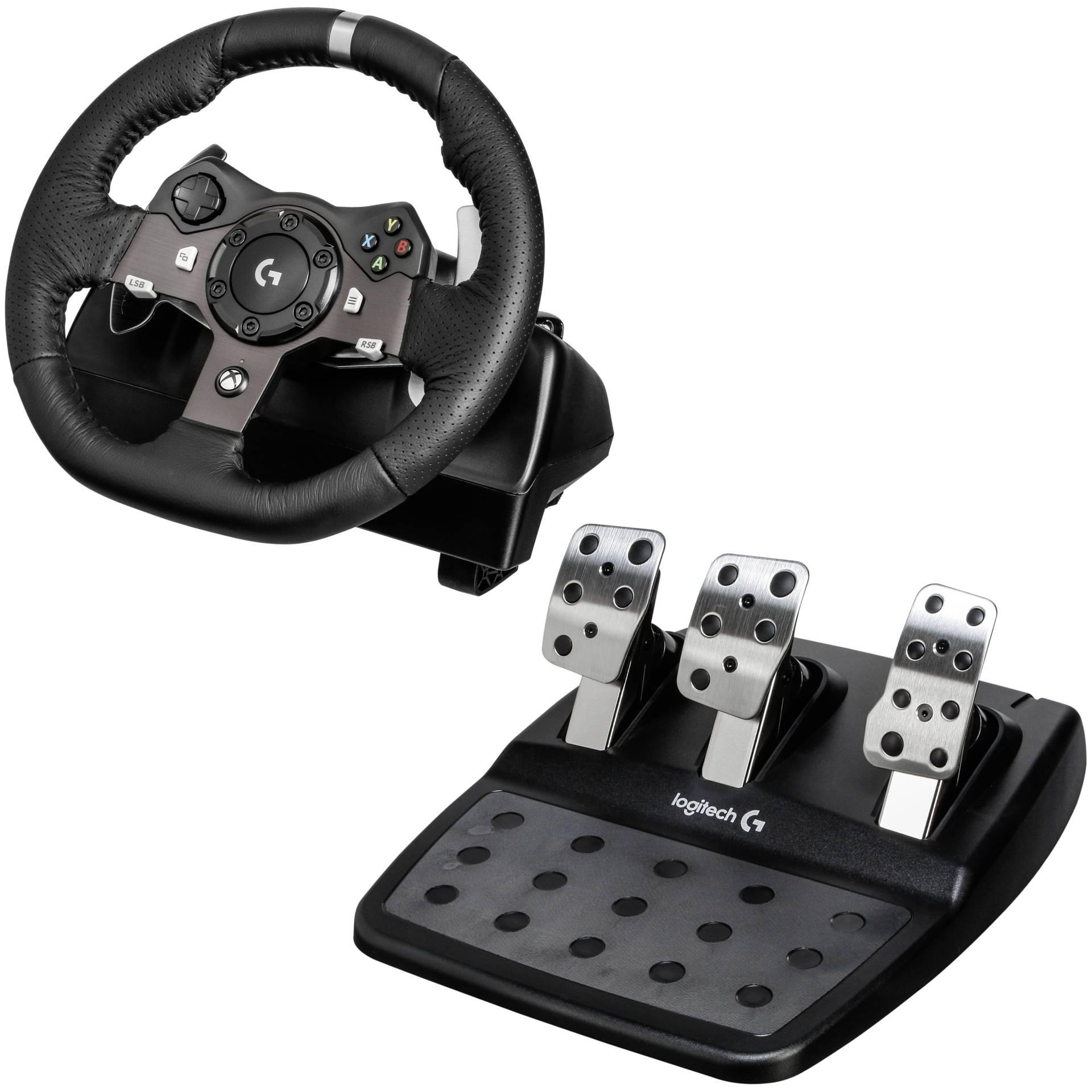 "Logitech""Lenkrad Logitech G920 Driving Force Rennlenkrad [hardware/electronic] G920 Driving Force, Lenkrad"""