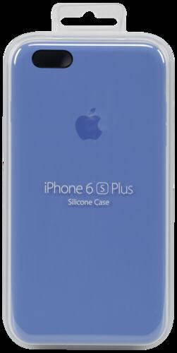 big sale 4d04a 72886 Apple iPhone 6S Plus Silicone Case Royal Blue