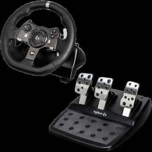 Logitech G920 Driving Force Rennlenkrad Fur Xbox One Und Pc