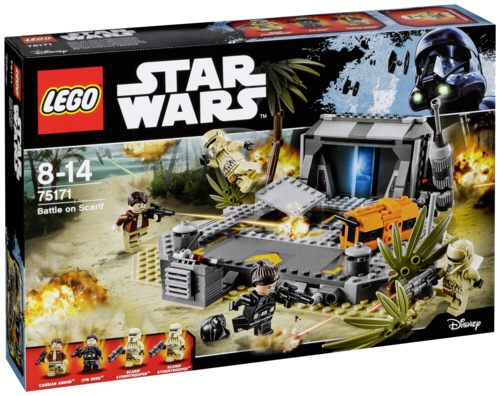 "LEGO ""LEGO Star Wars 75171 Battle on Scarif"""