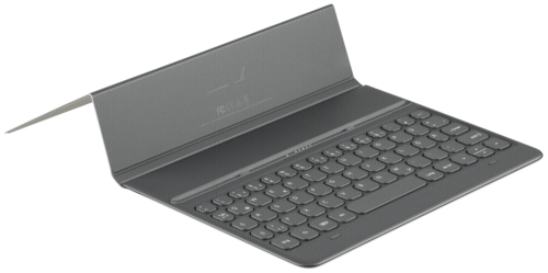 half off 22fff 6e7c4 Samsung Book Cover Keyboard Galaxy Tab S3 gray [DE-Version, German Keyboard]