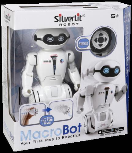 Silverlit - Macrobot Train my Robot - Silverlit Toys