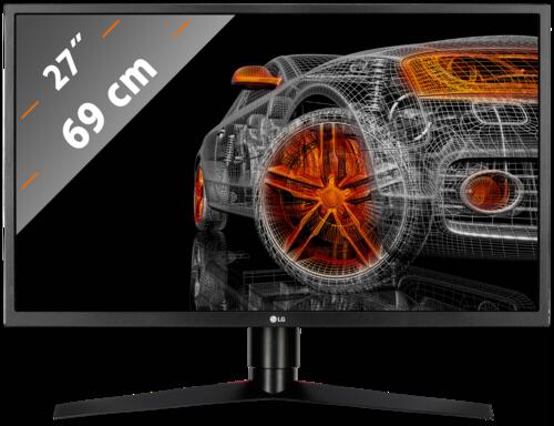 Обзор игрового Full HD-монитора LG!