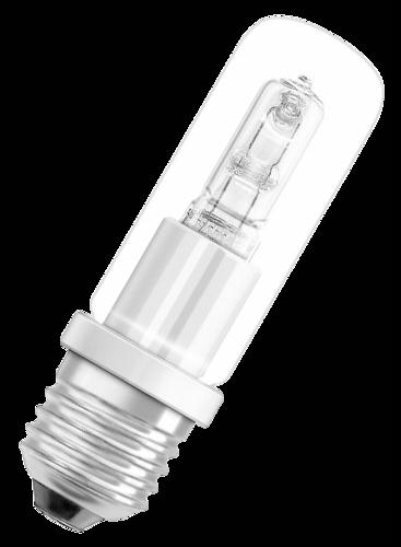 osram halolux ceram halogen lampe e27 100w warmwei 1800 lm osram lampen lamps grooves inc. Black Bedroom Furniture Sets. Home Design Ideas