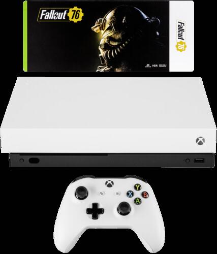 microsoft xbox one x white special edition