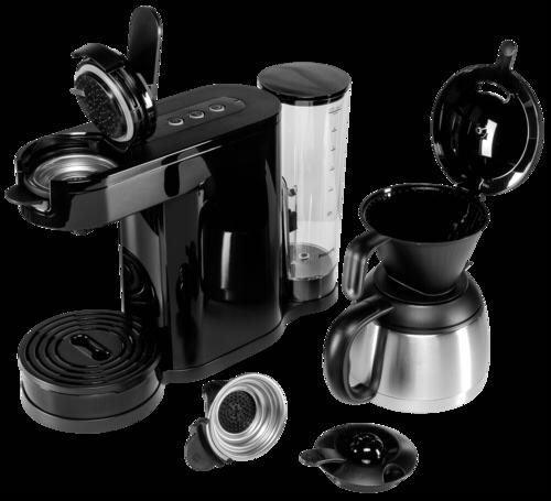 philips senseo switch hd6591 kaffeemaschine 1 bar 7. Black Bedroom Furniture Sets. Home Design Ideas