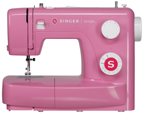 Singer Simple 3223R Rot
