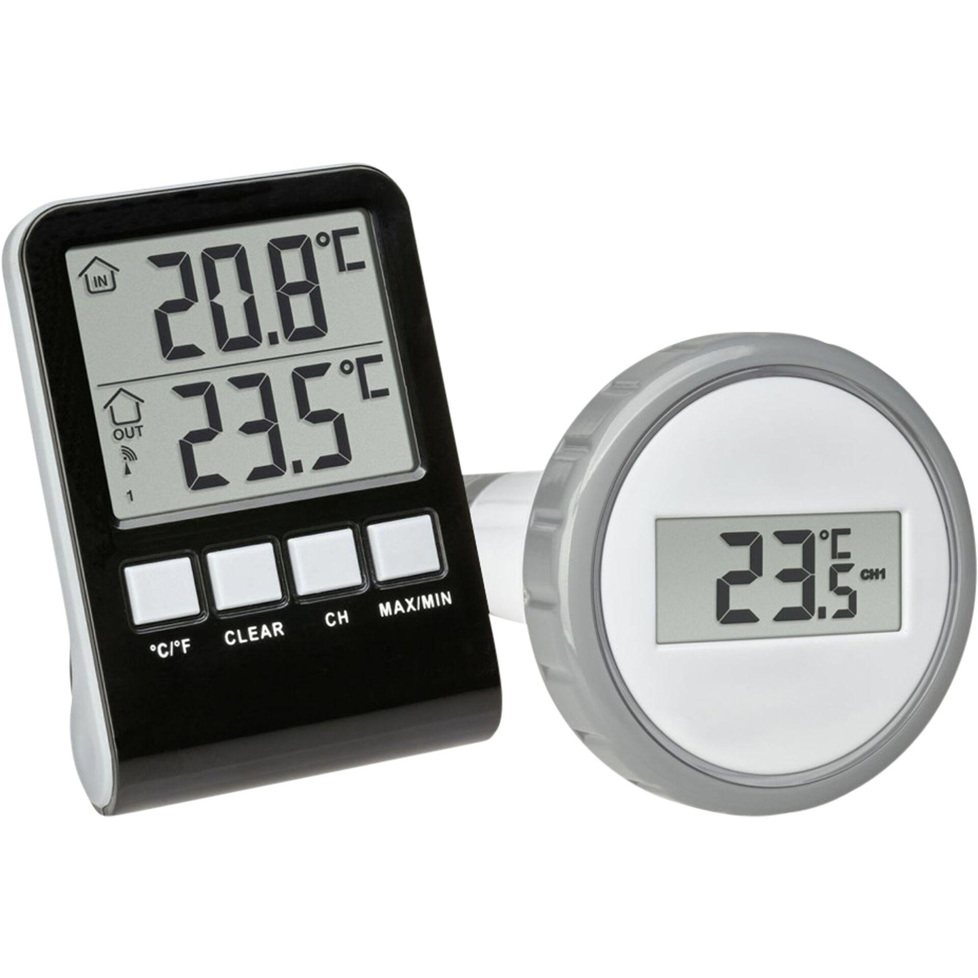 TFA 30.3067.10 Funk Pool Thermometer