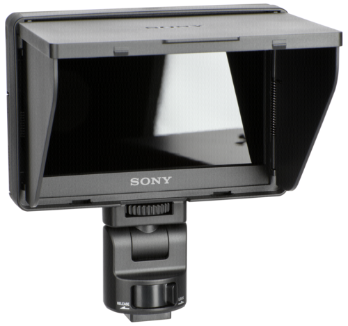 sony clm v55 tragbarer monitor sony hardware. Black Bedroom Furniture Sets. Home Design Ideas