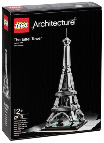"Toyland ""LEGO® Architecture 21019 Der Eiffelturm / The Eiffel Tower"""