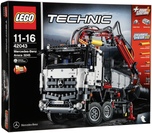 "LEGO ""Technic Mercedes Benz Arocs 3245"""