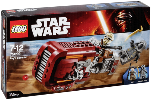"LEGO ""LEGO 75099 - Star Wars - Rey's Speeder"""
