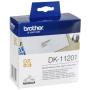 """Brother""""DK-11201 - Adressetiketten - 29 x 90 mm - 400 Etikett(en) ( 1 Rolle(n) x 400 ) - für QL 1050, 1060, 500, 550, 56"""""""