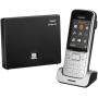 """Gigaset""""SL450 A GO analog und VoIP IP Schnurlostelefon mit AB platin schwarz"""""""