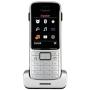 """Gigaset""""SL450 HX Universal VoIP IP Mobilteil platin schwarz"""""""