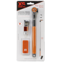 "Xsories ""Me Shot Deluxe schwarz orange"""
