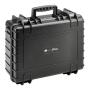 """B&w International""""B&W Tough Case Type JET5000 schwarz mit Taschen Inlay"""""""