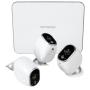 """Arlo""""Arlo VMS3330 kabelloses Sicherheitssystem mit 3 HD-Kameras"""""""