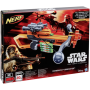 "Hasbro B3172eu4 - Star Wars E7 Chewbacca Bowcaster ""Nerf N-Strike Elite Star Wars E7 Chewbacca Bowcaster"""