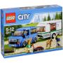 """LEGO""""City Van & Wohnwagen"""""""