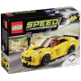 "LEGO ""Speed Champions 75870 Chevrolet Corvette Z06"""