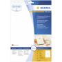 "Herma""Injekt Etik. trans 210x297 10 Blatt DIN A4 10 Stück 8964"""
