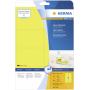 """Herma""""Neonetik. neonge 99,1x67,7 20 Blatt DIN A4 160 Stück 5144"""""""