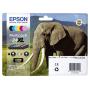 "Epson""Multipack XL Claria Photo HD BK/C/M/Y/LC/LM T 243 T 2438"""