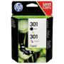 "Hp Deutschland Gmbh""HP N9J72AE Combo 2-Pack BK/Color No. 301 [EURO-Version]"""