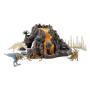 """Schleich""""Dinosaurs Riesenvulkan mit T-Rex"""""""