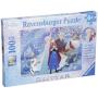 """Ravensburger""""Frozen Glitzernder Schnee 100 Teile XXL"""""""