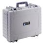 "B&w International""B&W Copter Case Type 6000/G grau mit DJI Phantom 4 Inlay"""