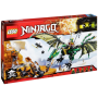 "LEGO Ninjago Der Gr?en""NINJAGO 70593 Der Grüne Energie-Drache"""