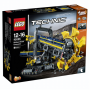 "LEGO Technic Schaufelradb""LEGO Technic Schaufelradb"""