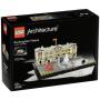 """LEGO Architecture Der Buc""""Architecture 21029 Der Buckingham-Palast"""""""