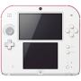 "Nintendo""2DS rot-weiss [EURO-Version, Regio 2/B]"""