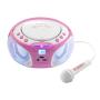 "Lenco""SCD-650 pink"""