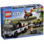 "LEGO""LEGO City Quad-Rennteam - Mehrfarben - 5 Jahr(e) - 239 Stück(e) - 12 Jahr(e) - 2 Stück(e) (60148)"""