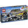 """LEGO""""City Fahrzeuge 60151 Dragster-Transporter"""""""