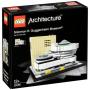 """LEGO""""Architecture 21035 Solomon R.Guggenheim Museum"""""""
