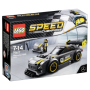 "LEGO ""Speed Champions 75877 Mercedes-AMG GT3"""